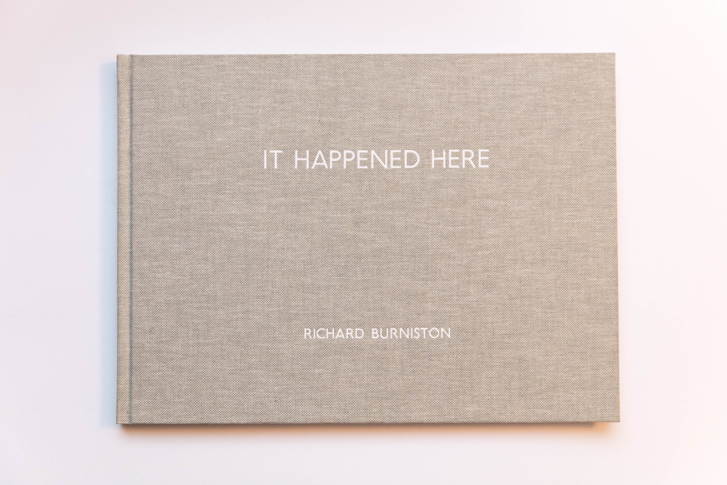 It Happened Here (Book)