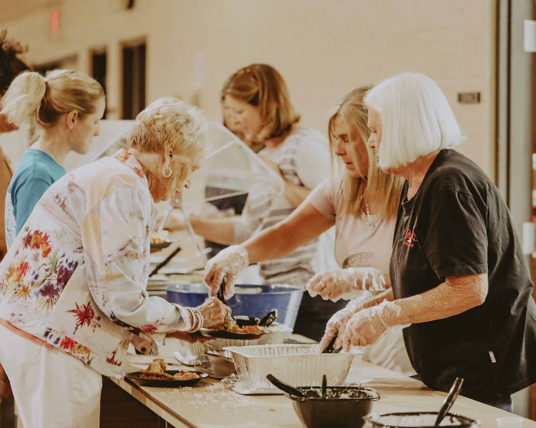 Family Dinner | 5-6PM - Join us in the Family Life Center for a delicious meal complete with homemade desserts! Dinner costs $3/child & $6/adult.Your first time at Family Dinner is free!