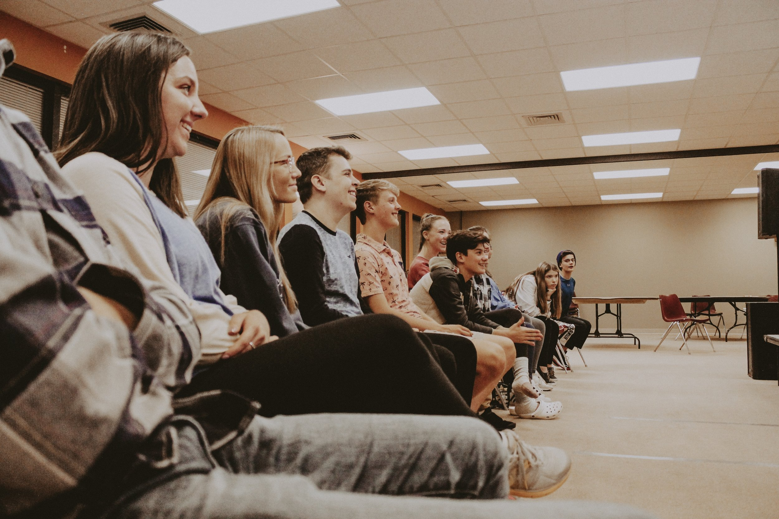 "Wednesday Night Youth 6-7:30pm | Grades 6-12 - Students will break into small groups to deepen their relationships with other students while strengthening their faith. They are starting off with a video series titled ""Creed"" by Adam Hamilton!"