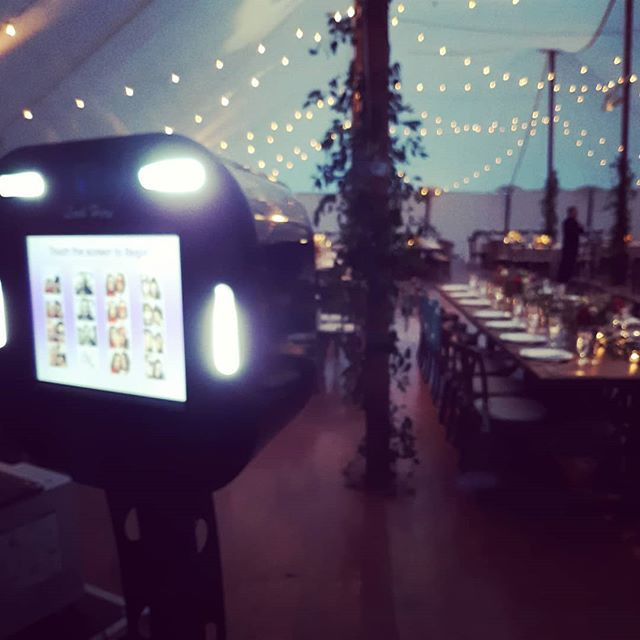 Beautiful night for a wedding at @thecliftonva with Sonia and Nick @thecliftonweddings
