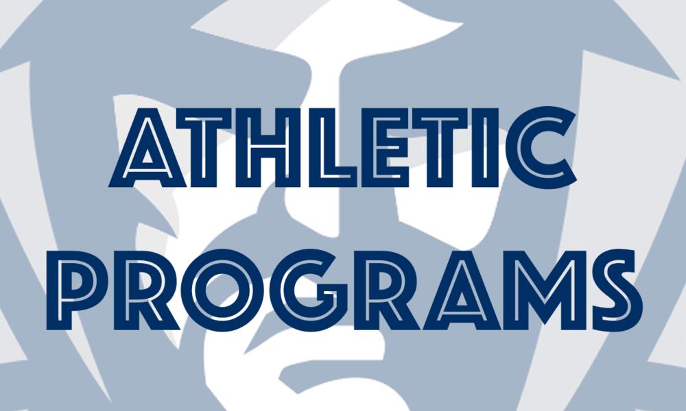ATHLETIC PROGRAMS - BaseballBasketballCrewLacrosseRowingRugbySoccerWrestling