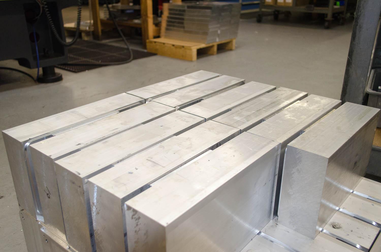 Aluminum Housing