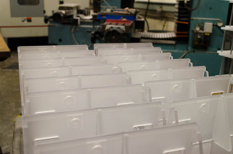 Plastic Assembly Machining