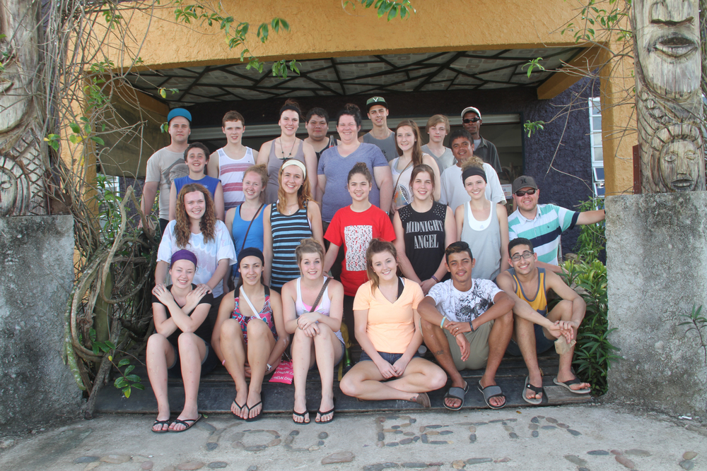 THE 2013 PROJECT SERVE TEAM
