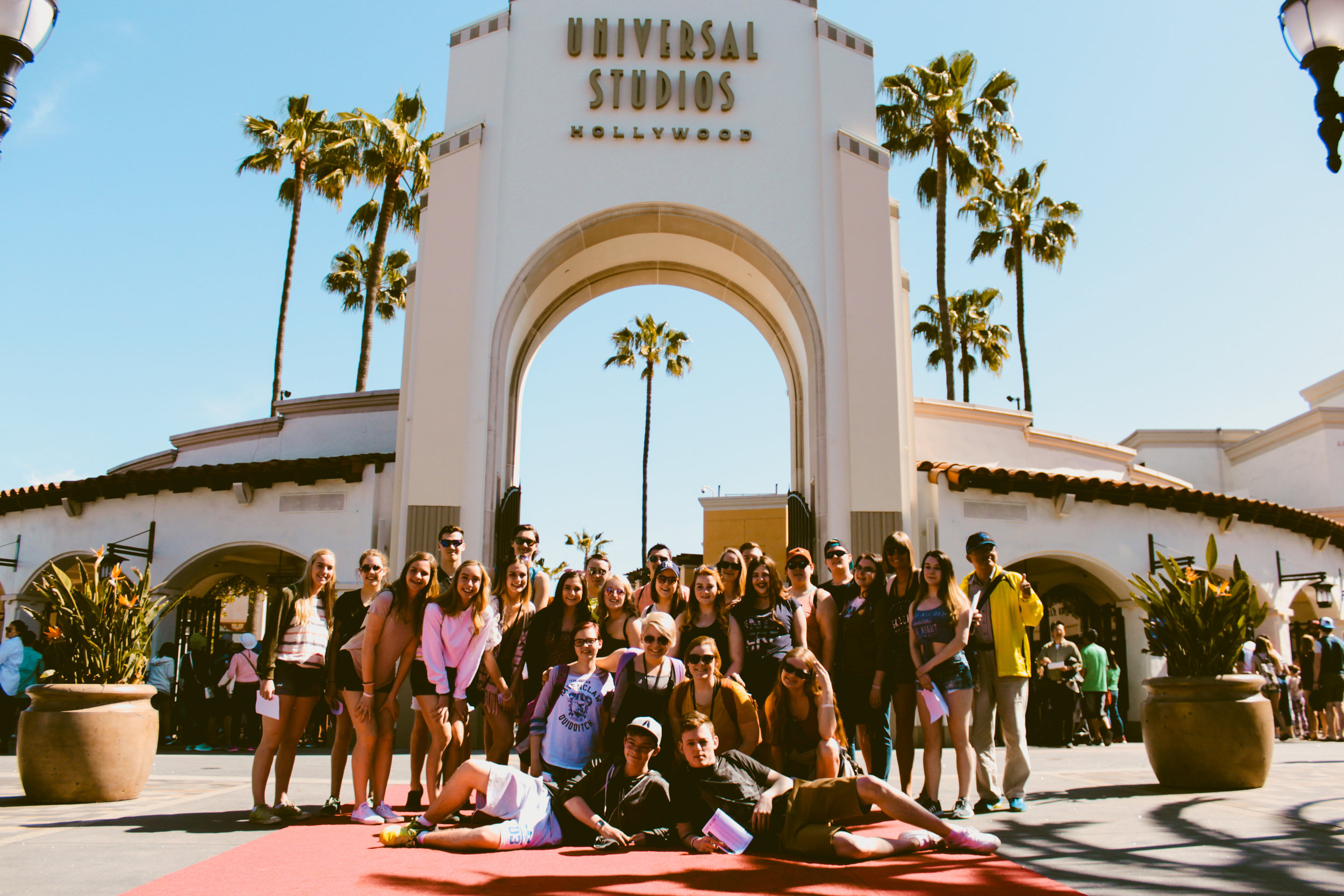Universal Studios is another highlight