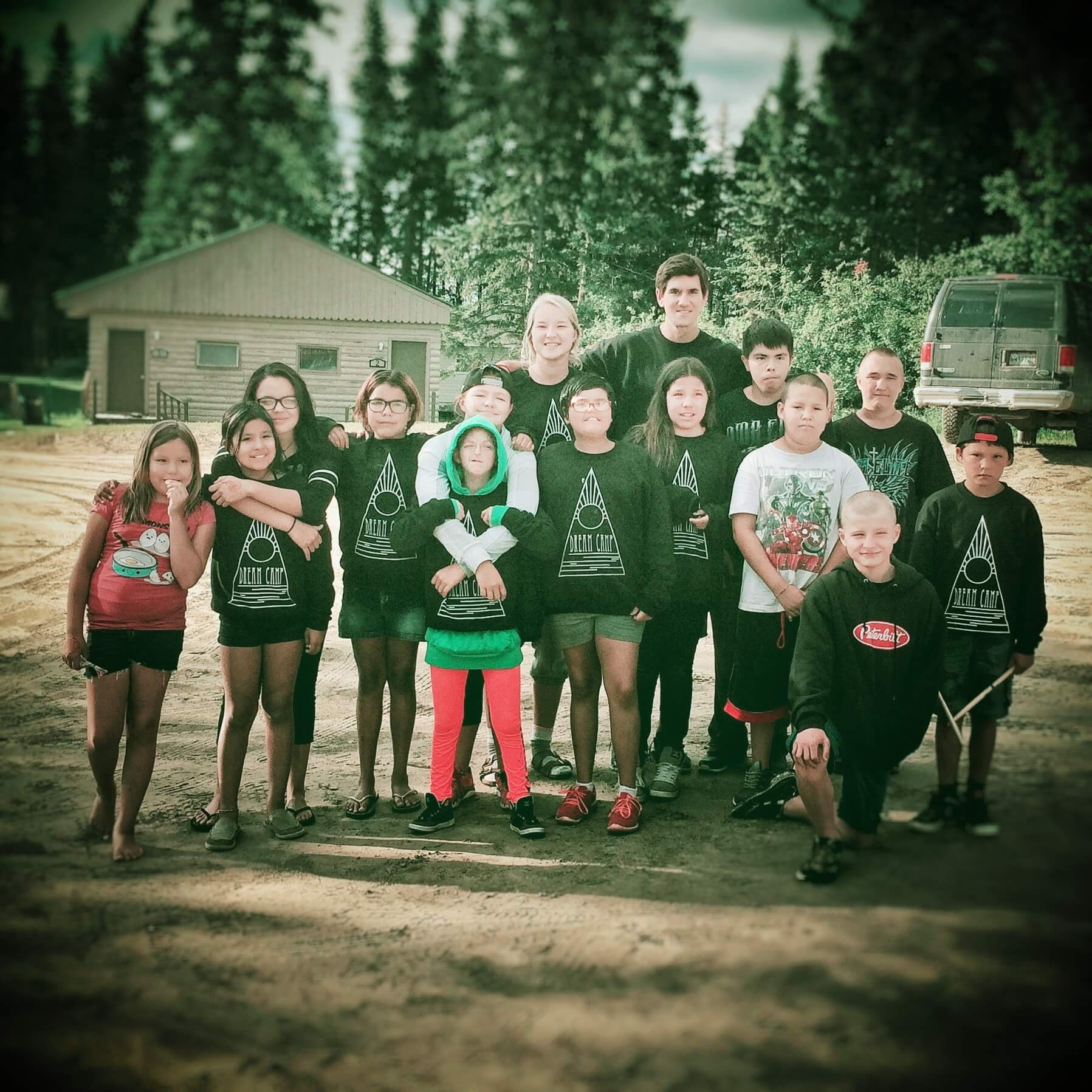 A gift of $40 can send one of our kids from the Drop In program to Living Waters Camp next summer