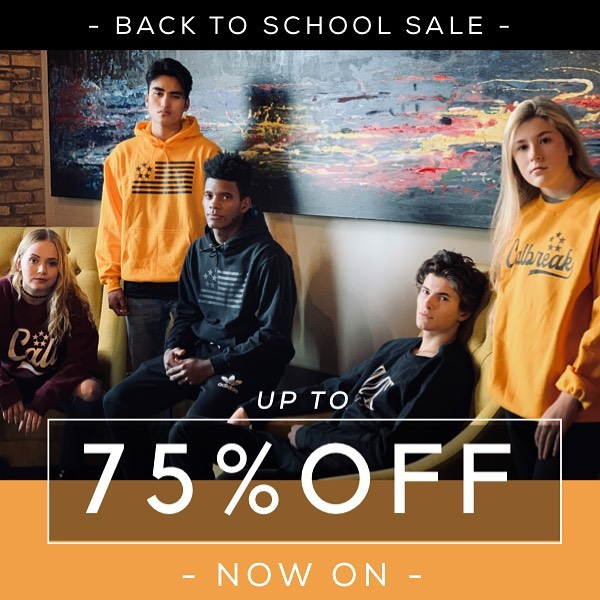 BACK TO SCHOOL SALE!  Fresh fall styles, up to 75% off!! These won't last long, shop now. Link in bio  #backtoschoolsale #fallfashion #fallstyle
