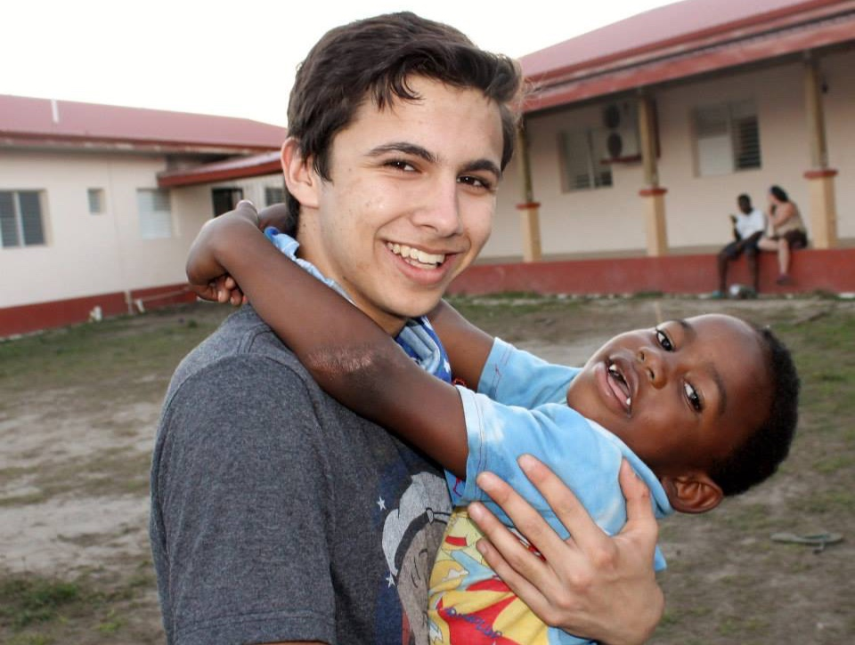 """Project Serve is an experience which teaches you the value of humbling yourself in order to serve others. You come to realize that there is great satisfaction and contentment that comes out of doing something meaningful for someone else.""    - Adrian Teare, BELIZE 2014"