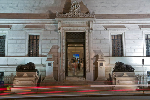 Corcoran Gallery of Art 17th Street Entrance