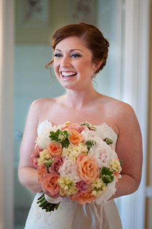Wedding reception at Oxon Hill Manor