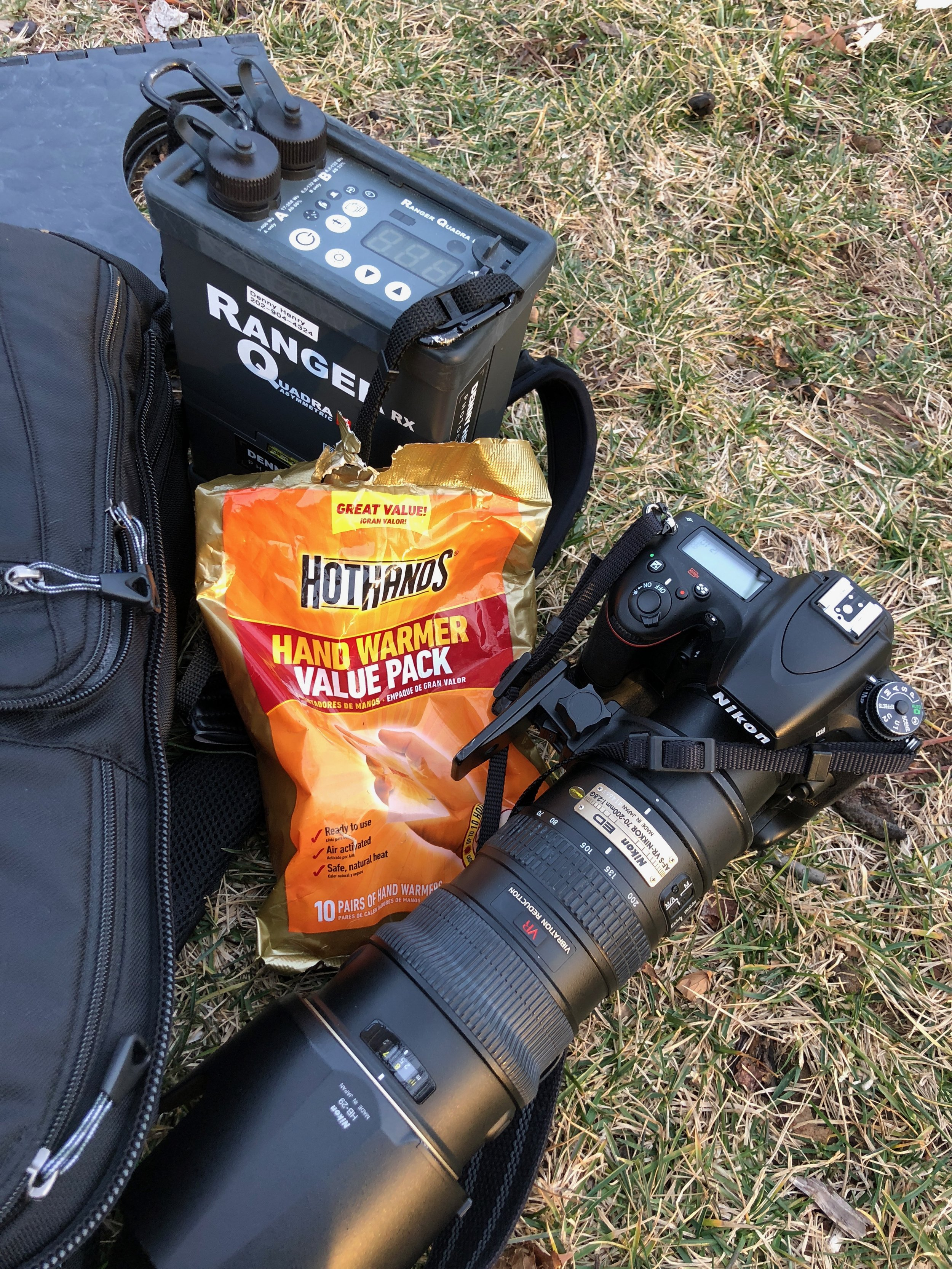 Cold Weather Photo Gear