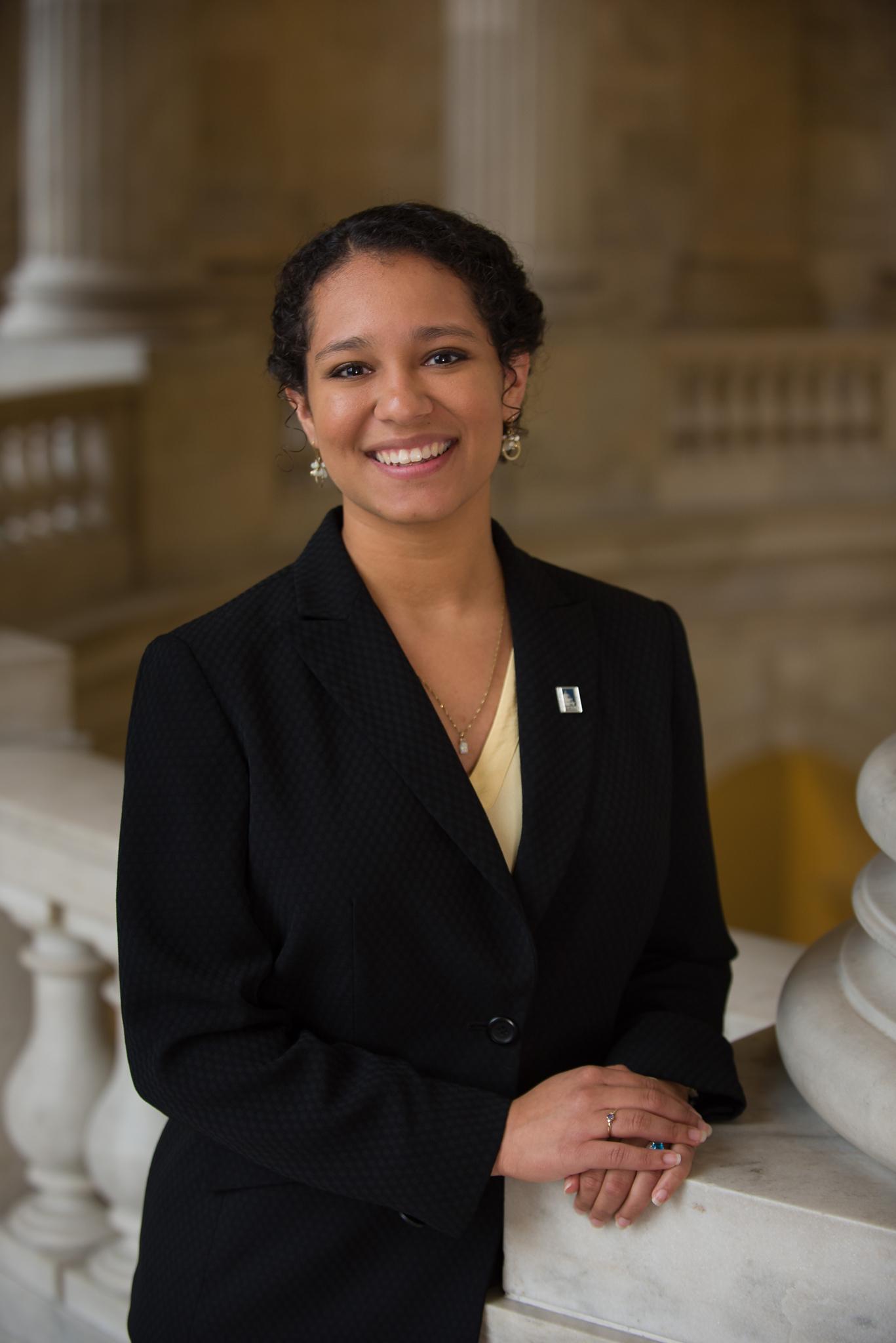 Portrait for the Congressional Hispanic Caucus Institute.