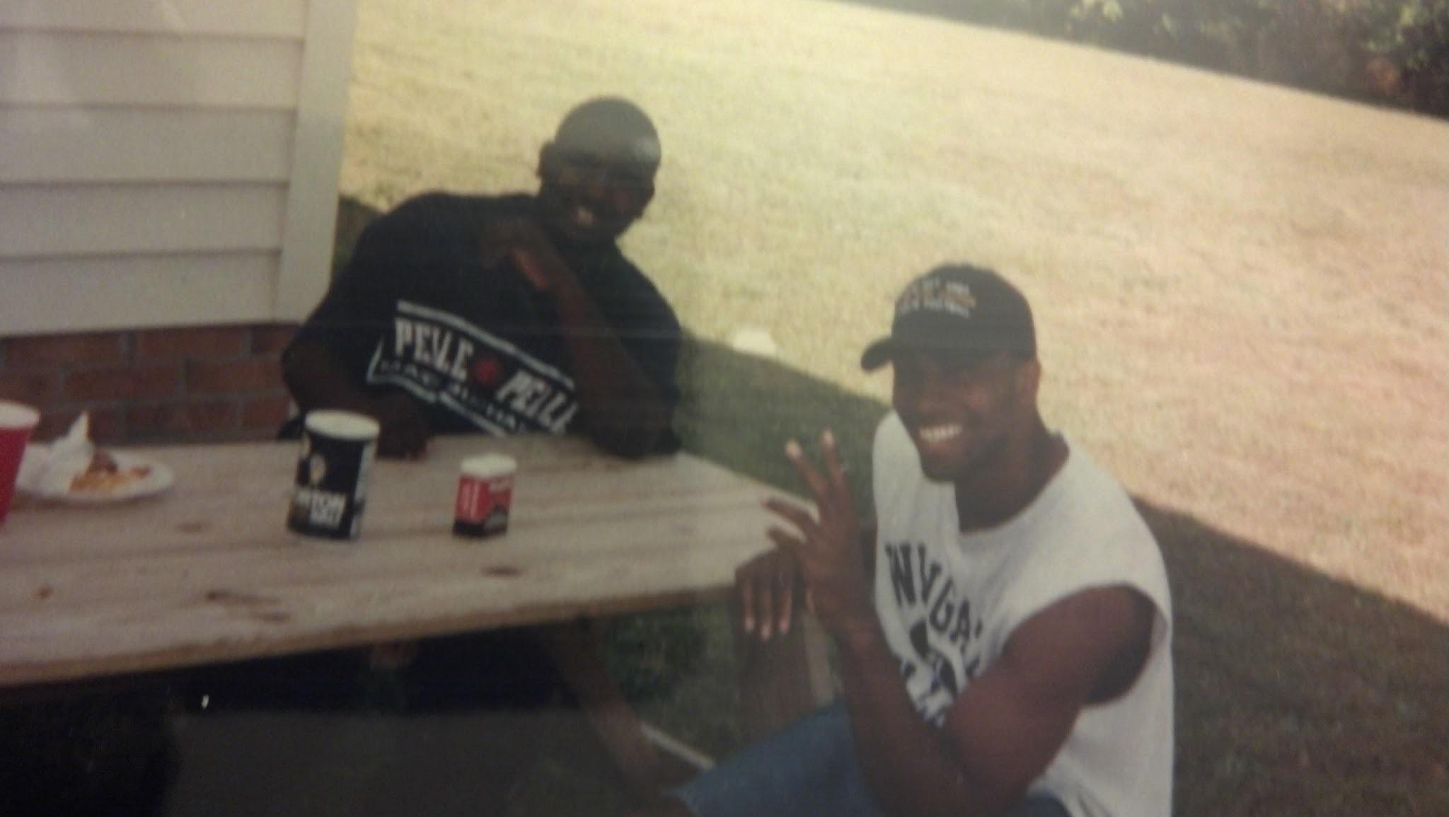 Jawunn Simmons and Ant Pruitt, 1996-ish