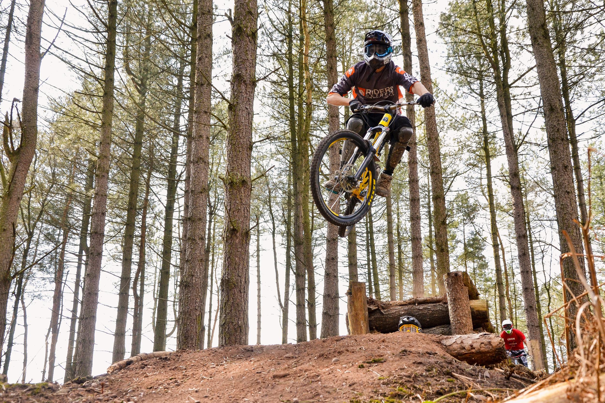 109/365 Dirt Jump