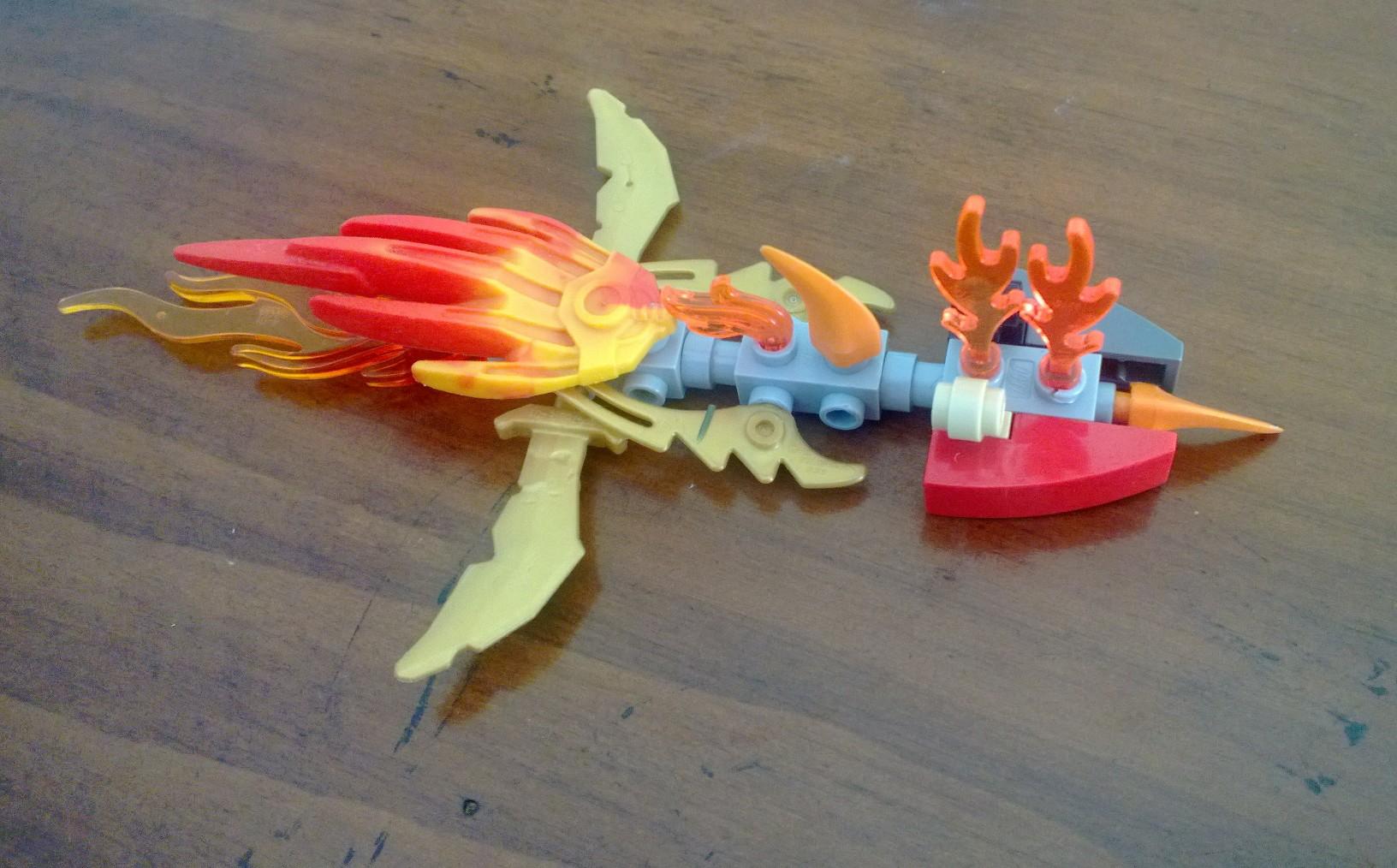 Lego Phoenix