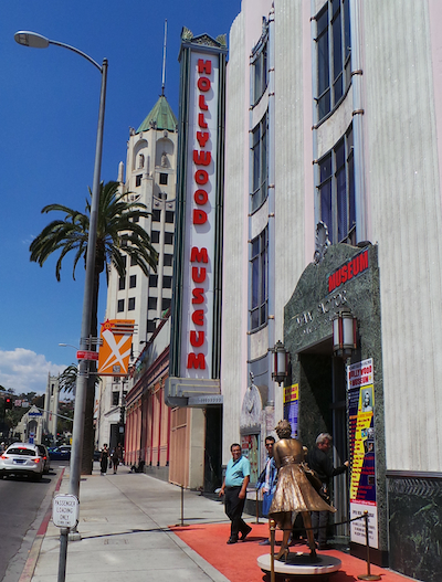 Hollywood History Museum outside.jpg