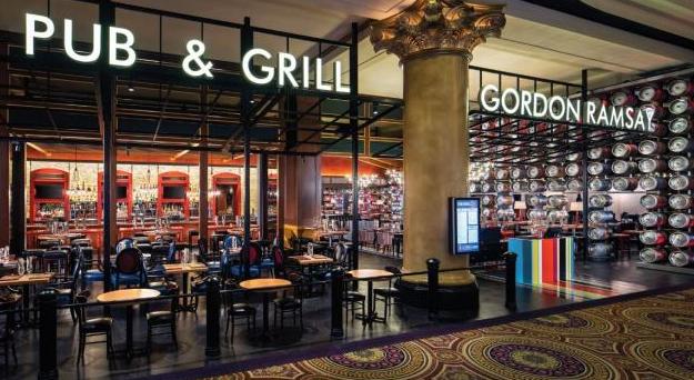 Gordon Ramsay Pub & Grill Las Vegas