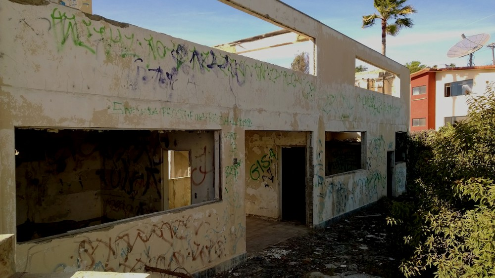 Abandoned House - room after room.jpg