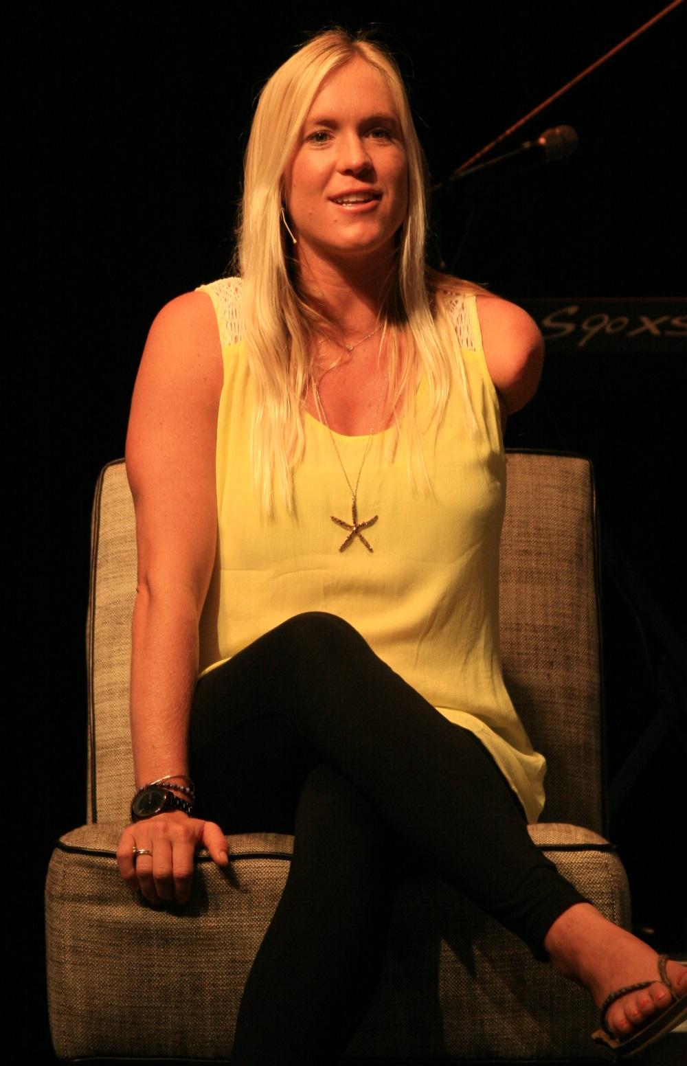 Bethany Hamilton at Daybreak Church