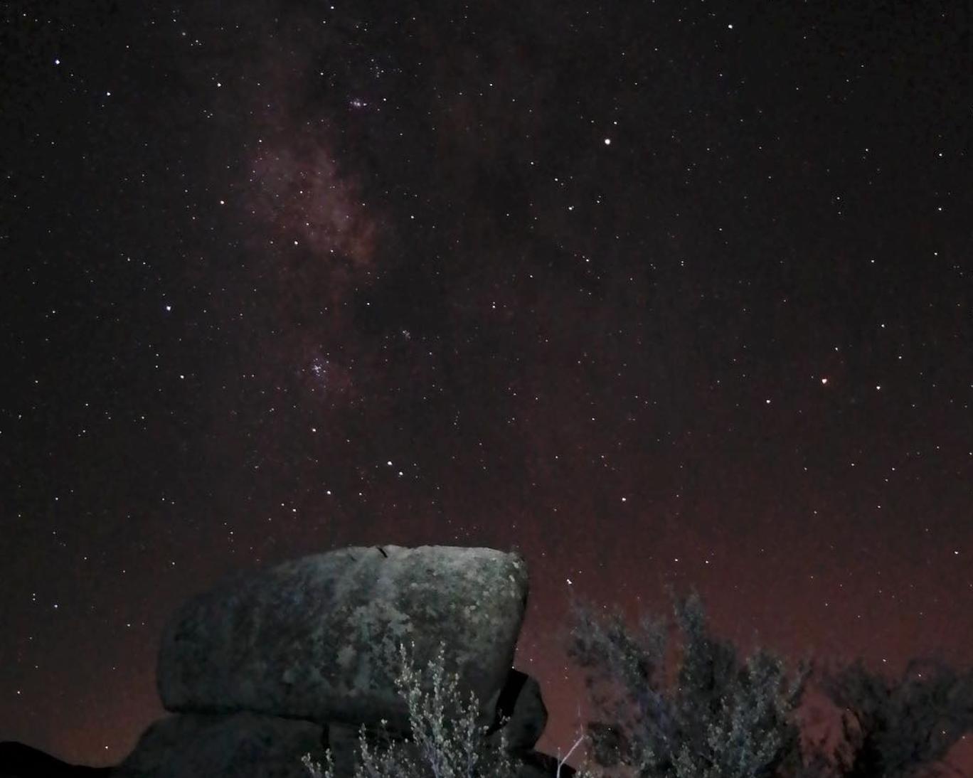 Milky Way Aug 20 2018