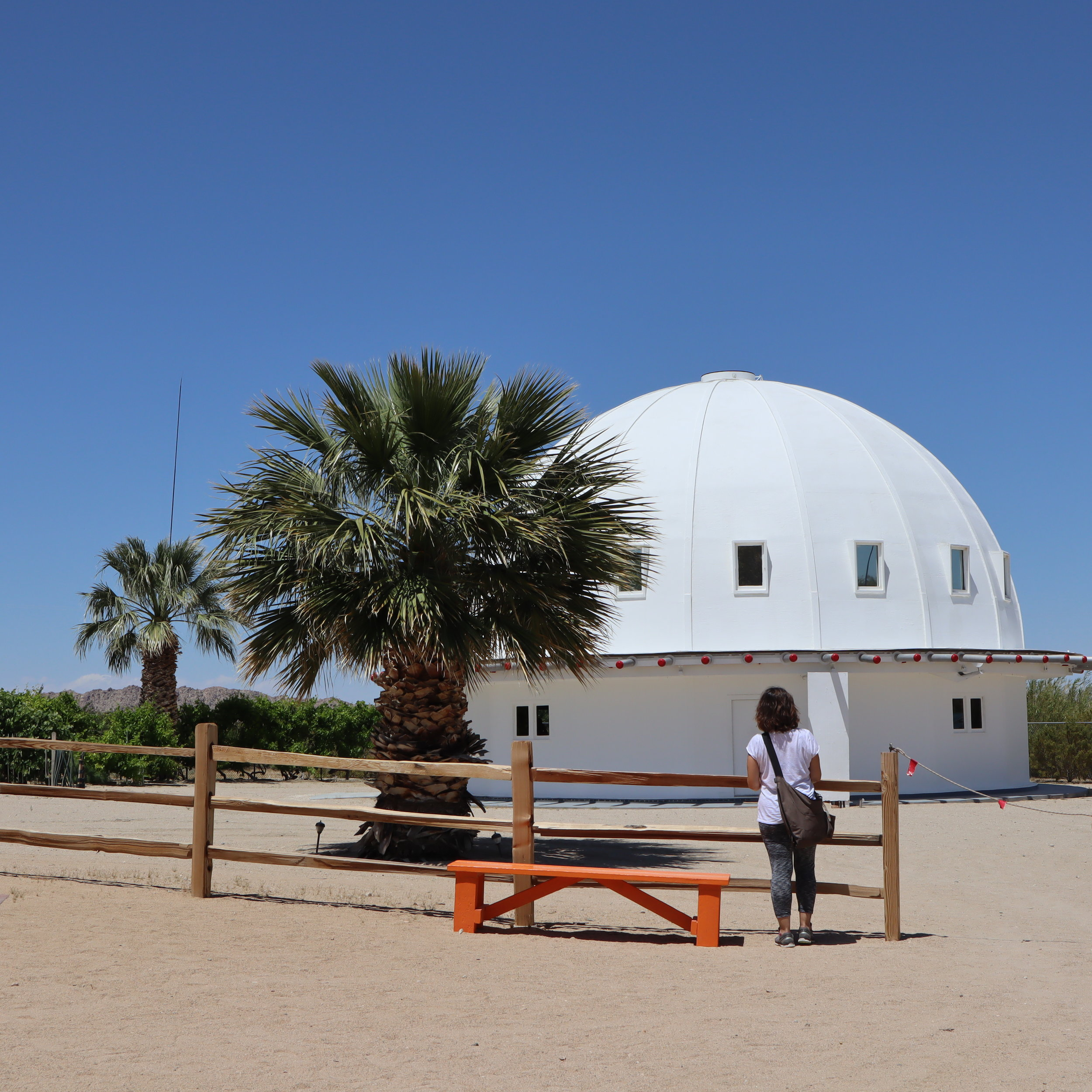 Sugar Jones at Integratron in Joshua Tree .jpg