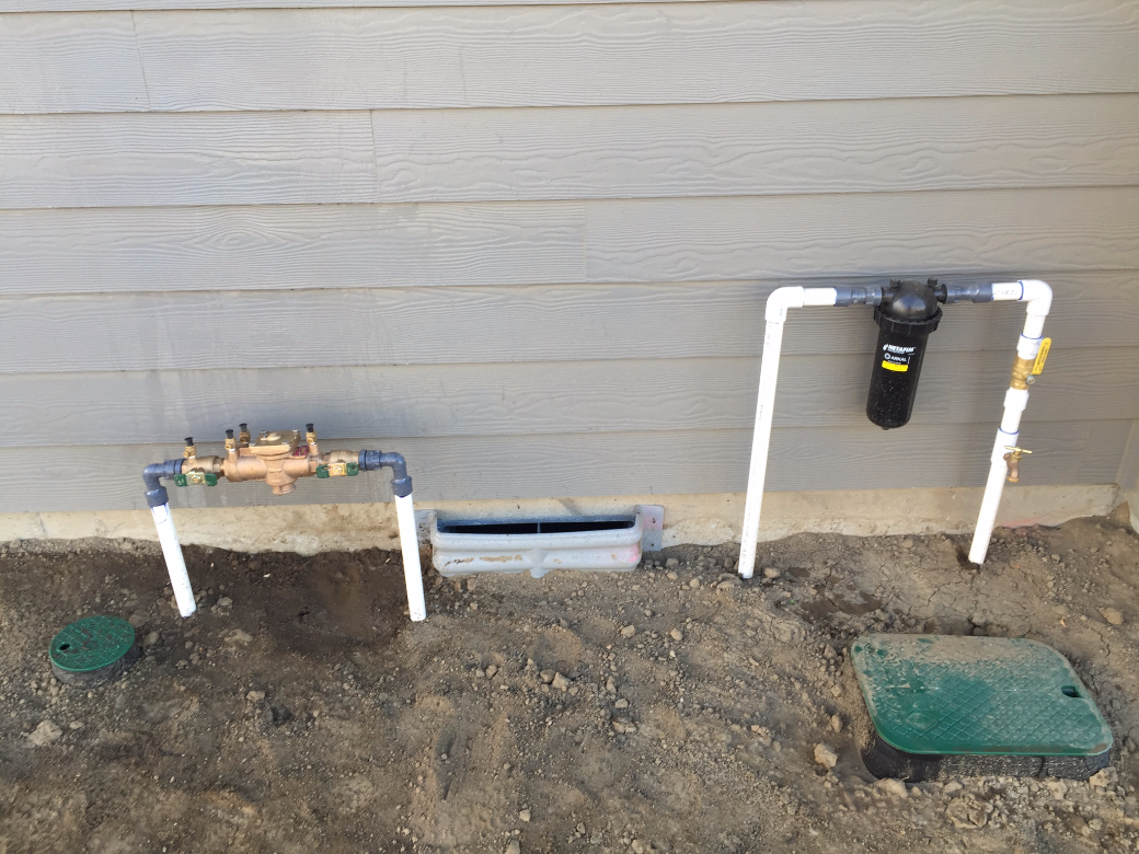 Domestic and Irrigation water