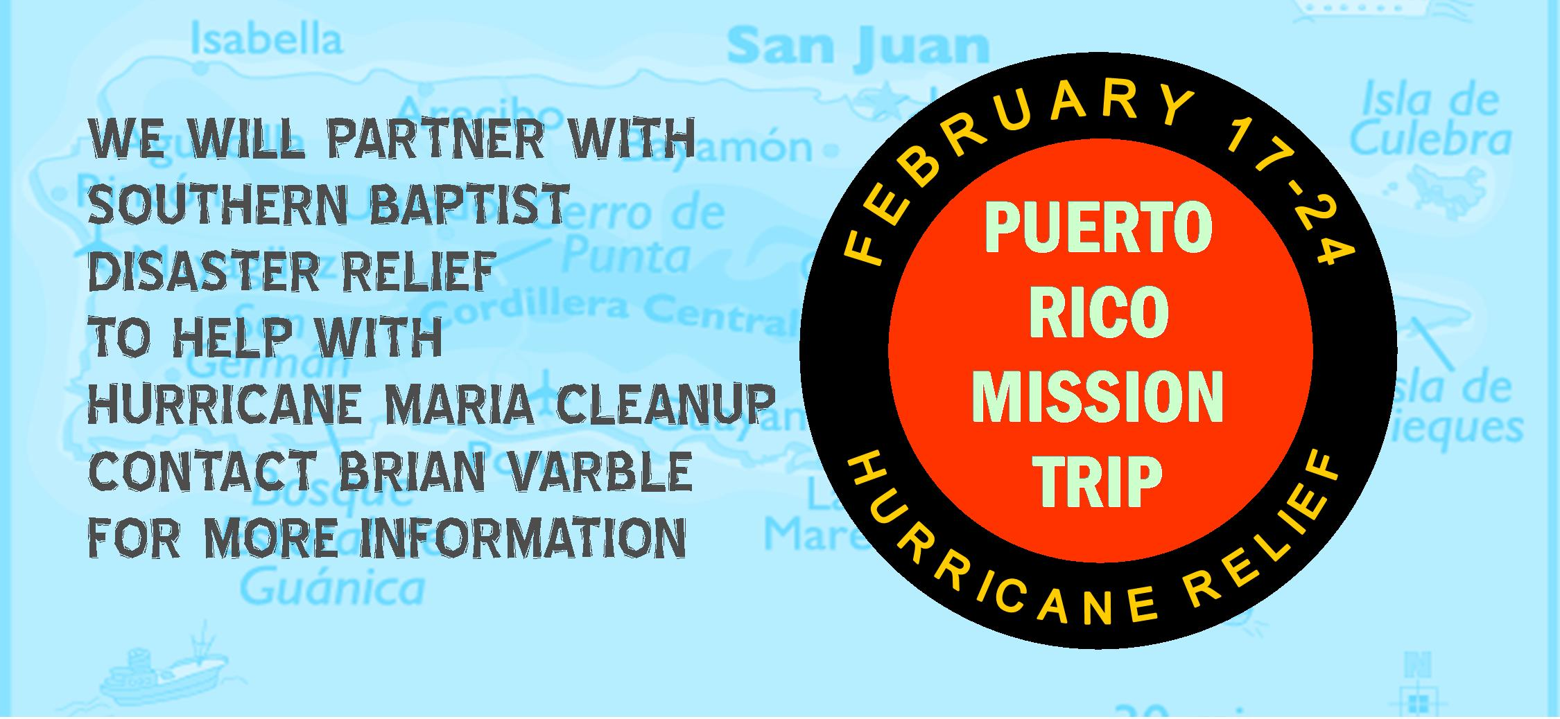 Puerto Rico Mission Trip Mtg 121817.jpg