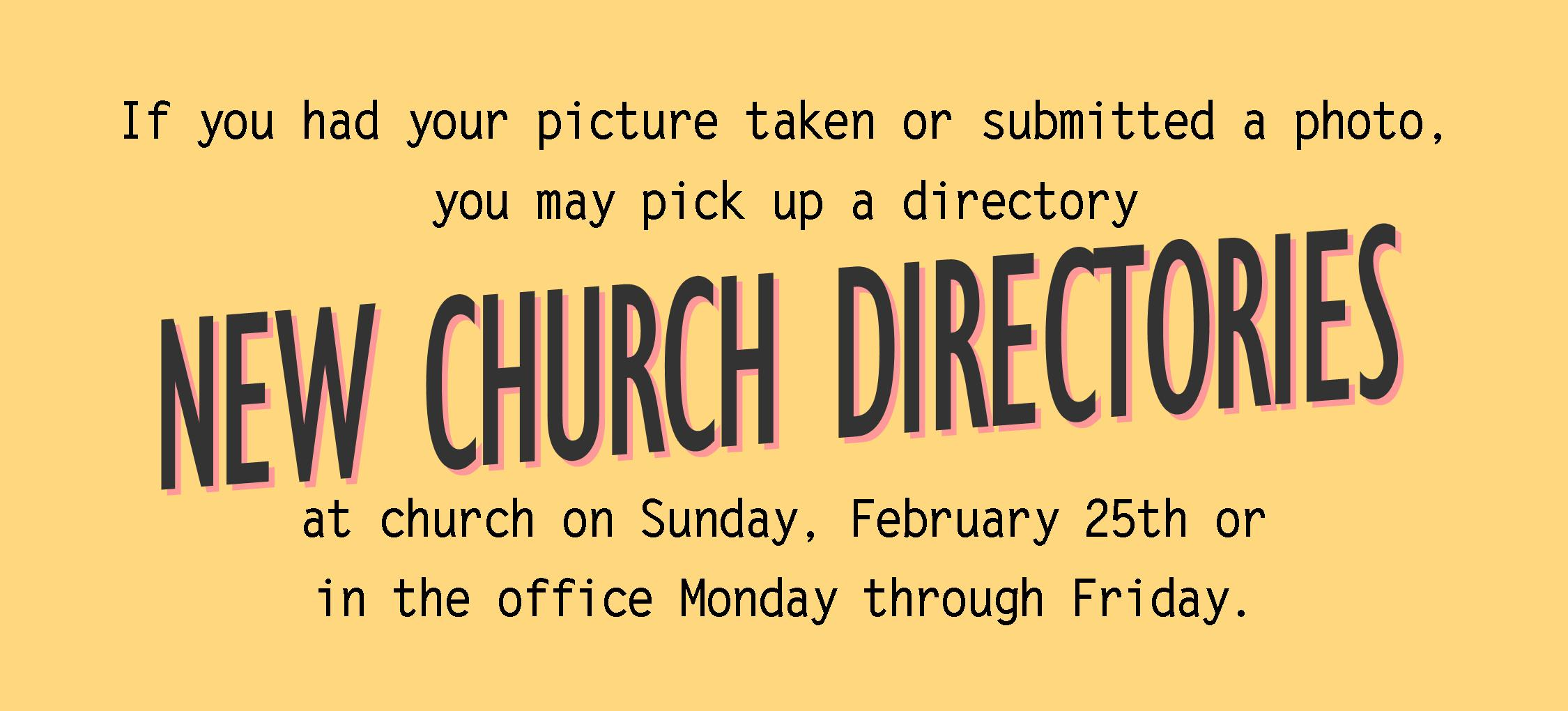 church directories 022318.jpg