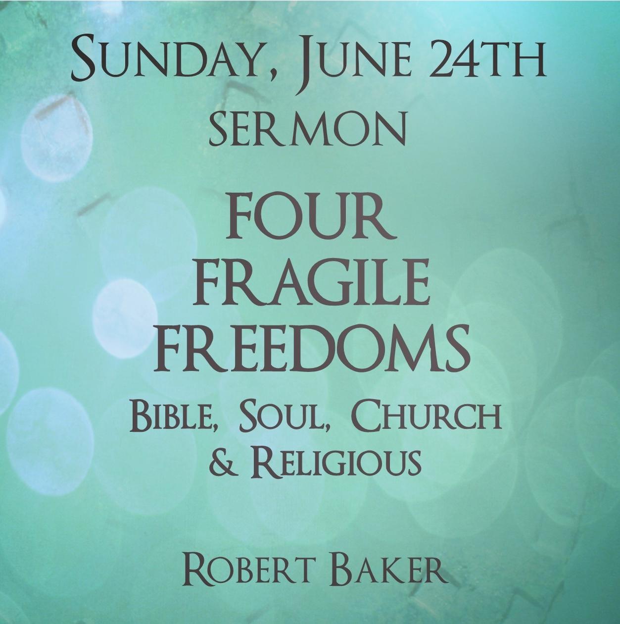 Sermon Four Fragile  Facebook Link Pos 600t 062418.jpg