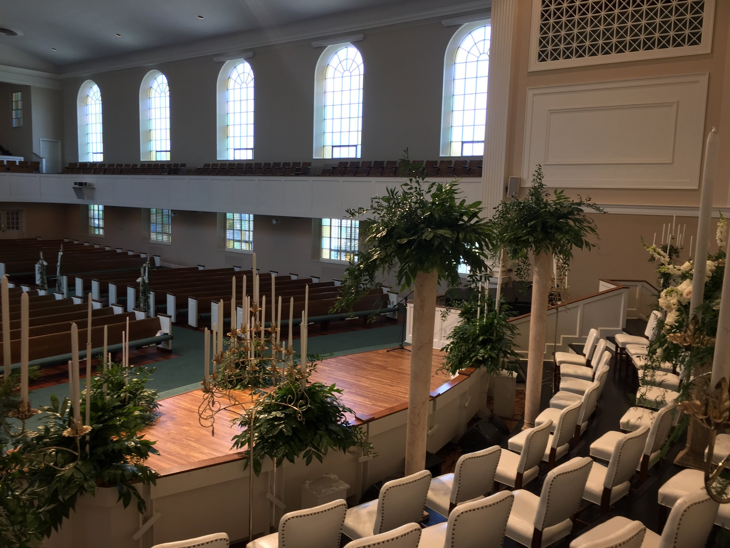 Sanctuary Wedding Decor Choir Loft 062518.JPG