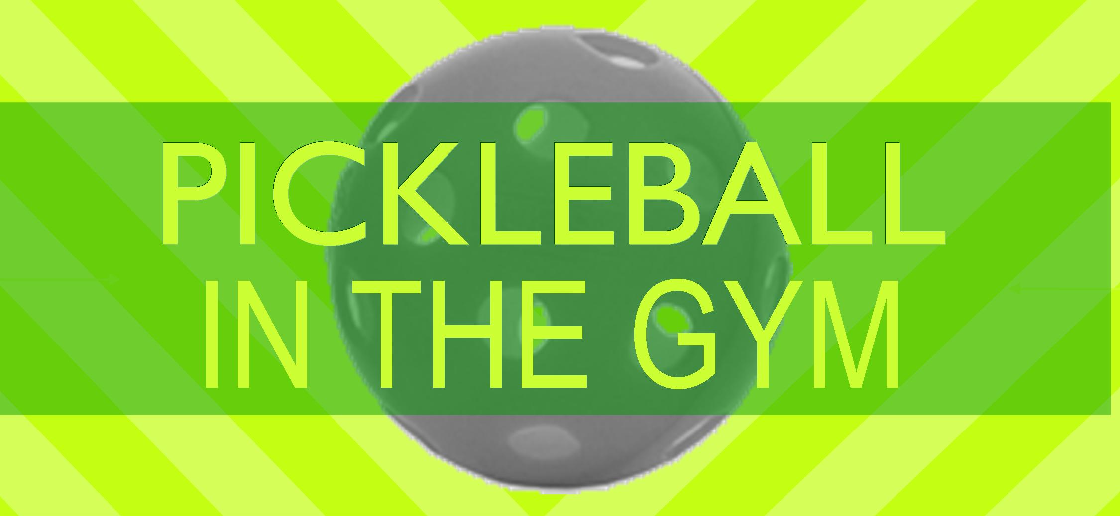 MONDAY - FRIDAY 9-11AM — more pickleball info  here.