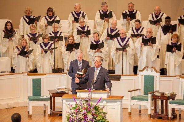 Music — Calvary Baptist Church