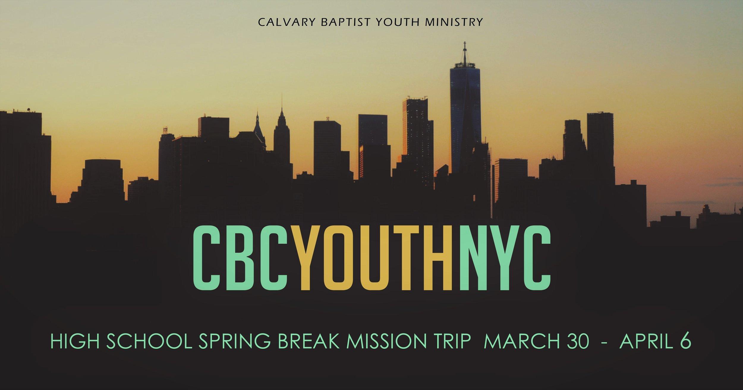 Youth Spring Break facebook  2019.jpg