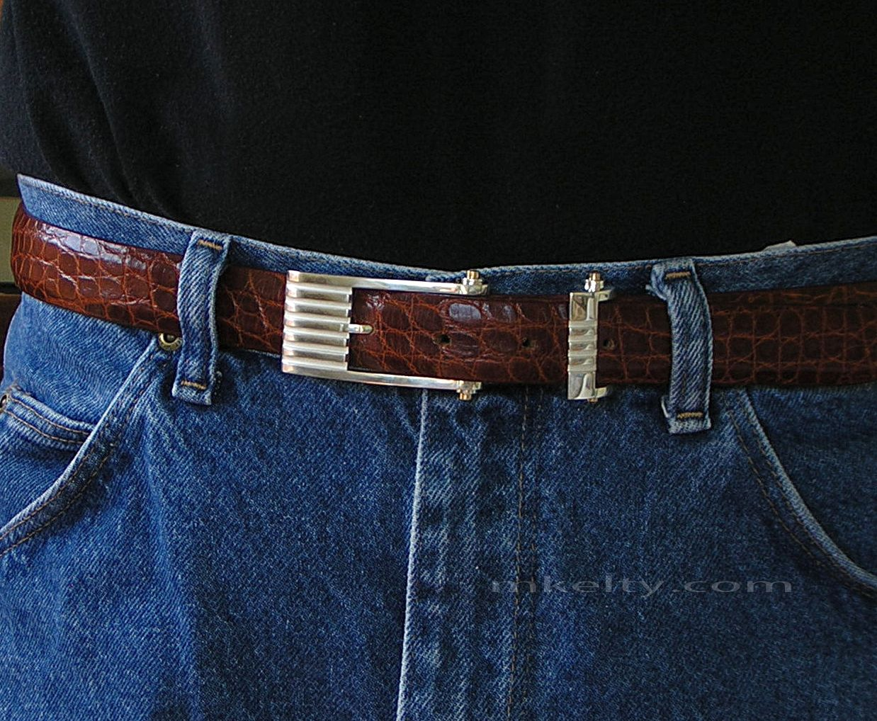 "Manhattan ""Special"" Belt Buckle Set"