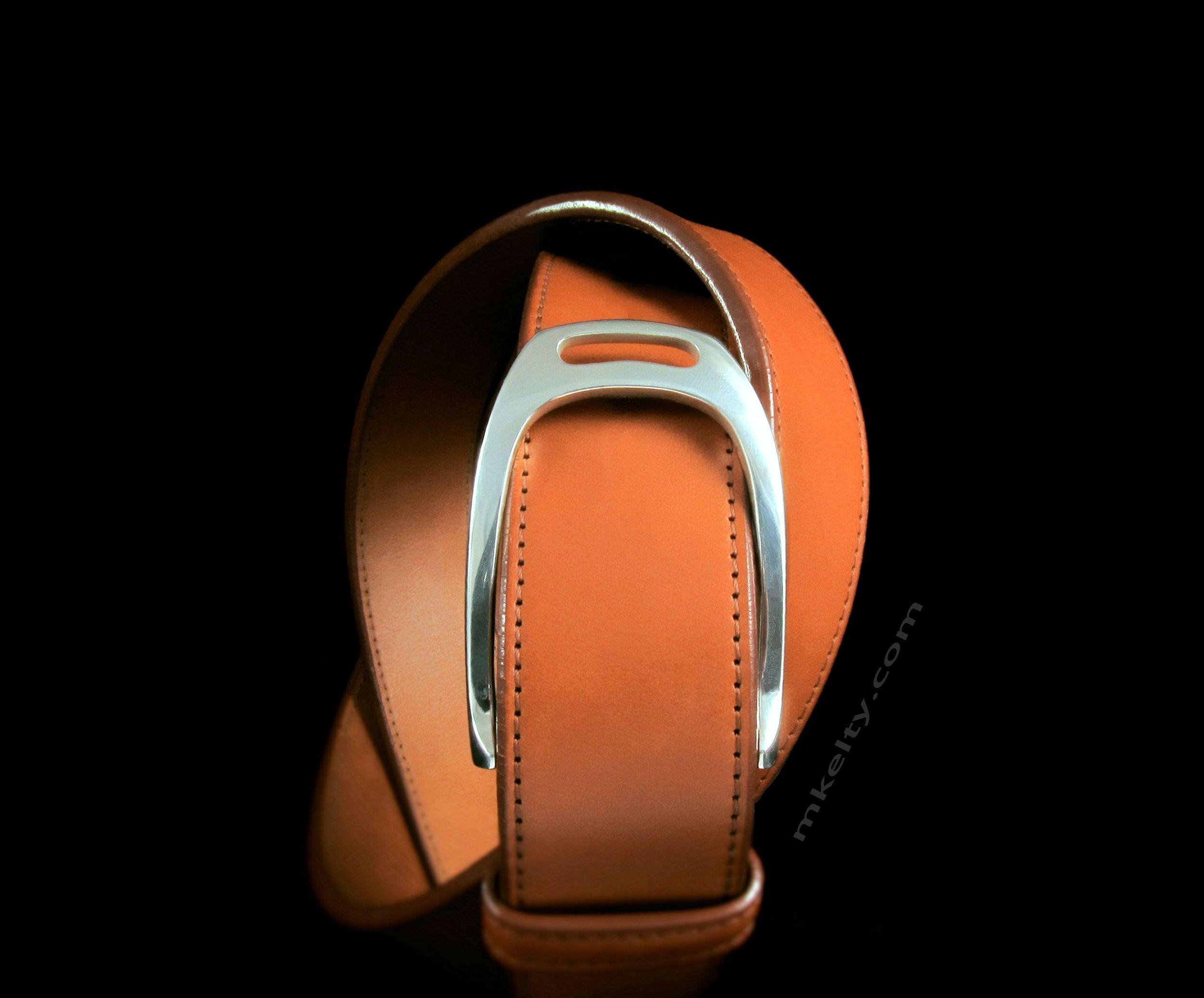 Stirrup Belt Buckle