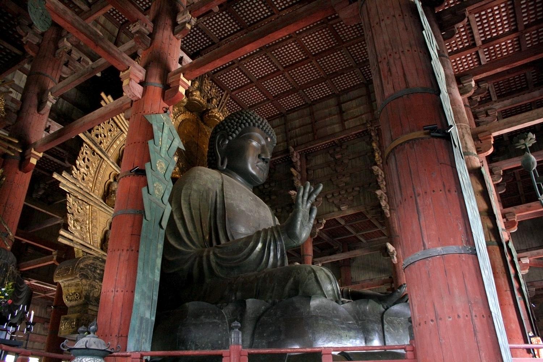 Daibutsu at Tōdai-ji, Nara