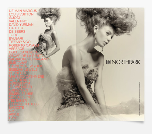 NorthPark Center Ad Campaign