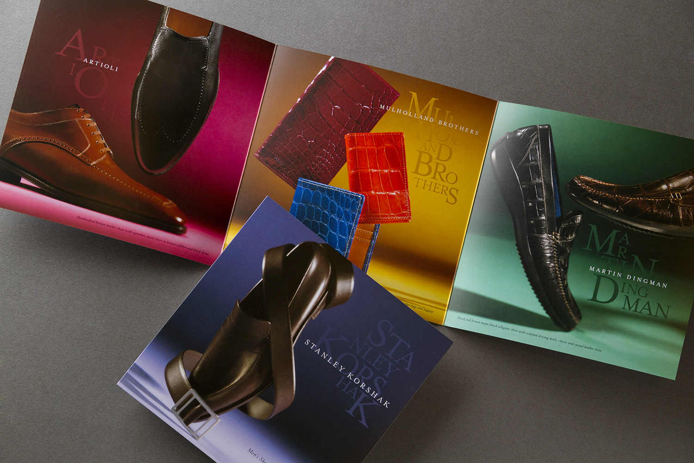 Stanley Korshak Men's Fashion Book