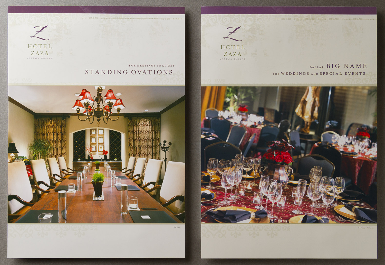 Hotel ZaZa Sale Sheets