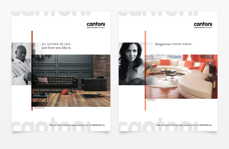 Cantoni Ad Campaign