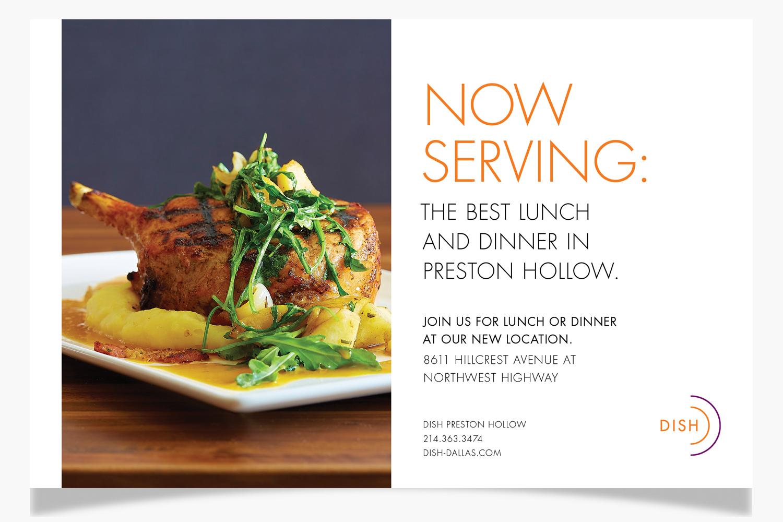 Dish Ad Campaign