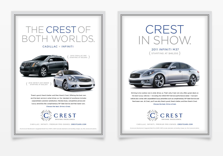 Crest Ad Campaign