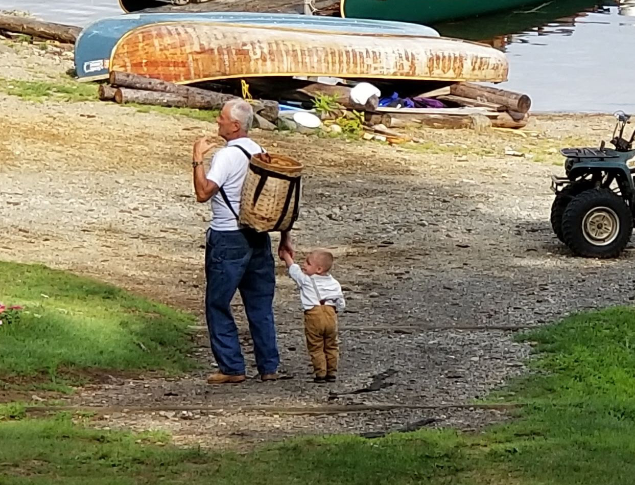 "#53: ""With Great Grandpa at the Docks"""