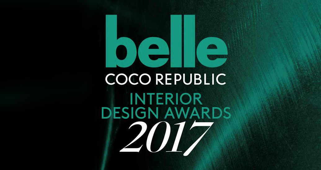 2017 BELLE COCO REPUBLIC INTERIOR DESIGN AWARDS   FINALIST - Hospitality Interior: The Cut, Melbourne