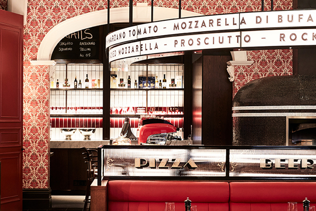 Fratelli Fresh Bar & Dining
