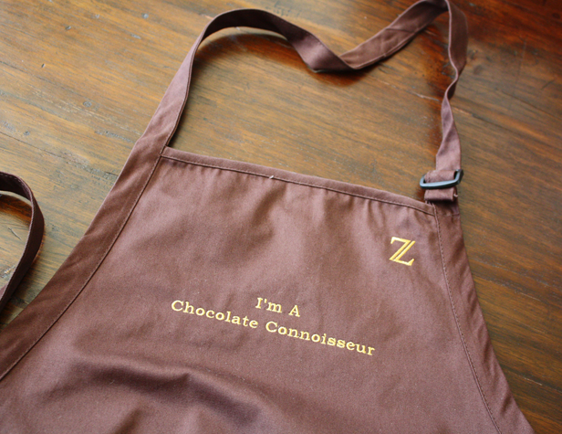 Earn your Chocolate Connoisseur apron!