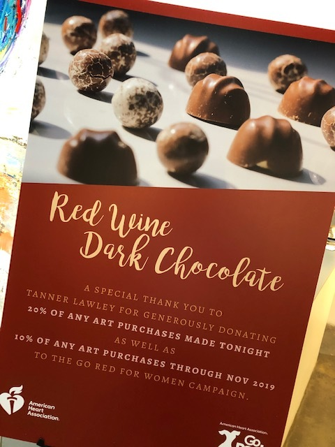 Chocolate and Wine Tasting!