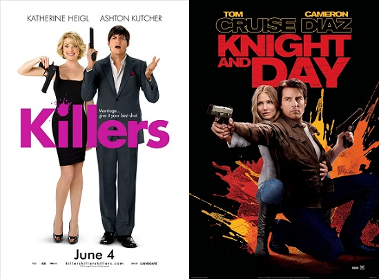 Killers vs Knight and Day
