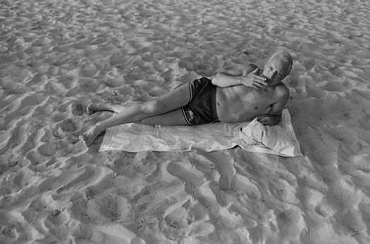 Henry Wessel Waikiki, 1985  11 x 14 inches silver print