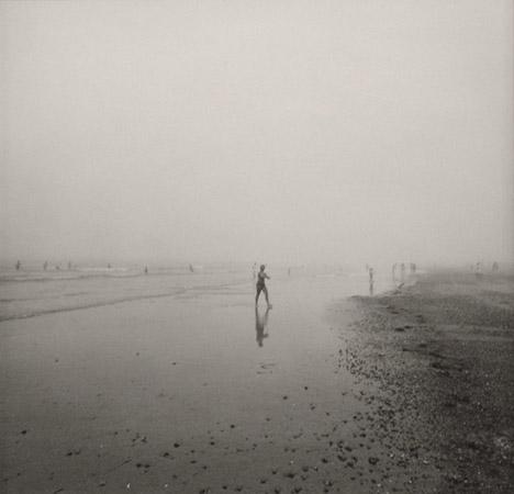 Harry Callahan Cape Cod, 1972  12 x 11 inches silver print